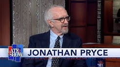 Jonathan Pryce: Being Pope Is A Lonely Job