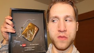 Shattered Youtube Play Button *UPDATE*