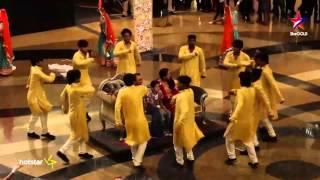 Prem Ratan Dhan Payo dance at a mall in Mumbai