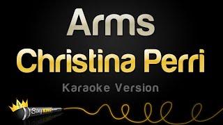 Christina Perri - Arms (Karaoke Version)