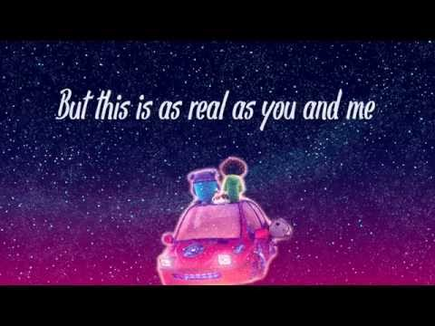 As Real As You and Me with Lyrics