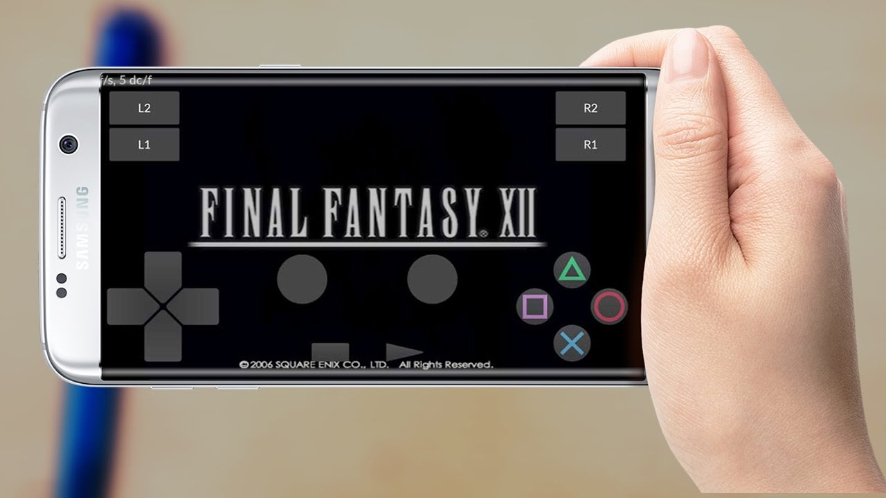 play ps2 emulator android games