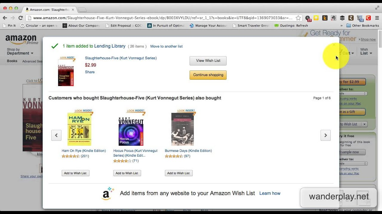 The 3 Secrets to Kindle Lending Library Bliss