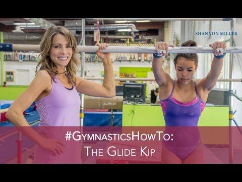 #GymnasticsHowTo: The Glide Kip