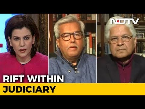 Rift Within The Judiciary: Top Supreme Court Judges Take On Chief Justice
