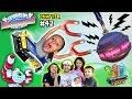 Take the SLEEPY BABY!!  Lets Play SKYLANDERS SUPERCHARGERS Chapter 42:  Magnet Attraction!