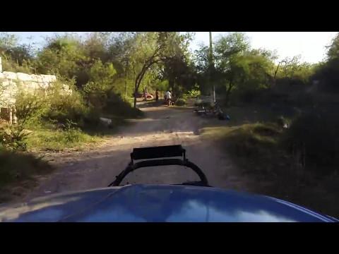 Aventura en Las Pompas Castaños Coahuila