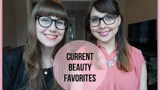 Current Beauty Favorites with Sarah! Thumbnail