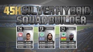 fifa 13   fut 45k silver hybrid squad builder ft samaras quincy and fetfatzidis