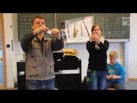 Grundschule Harpstedt:Wir machen die Musik