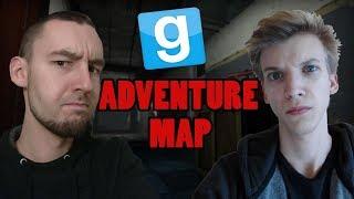 DZIWNA PRZYGODA | GARRY'S MOD: ADVENTURE MAP #6