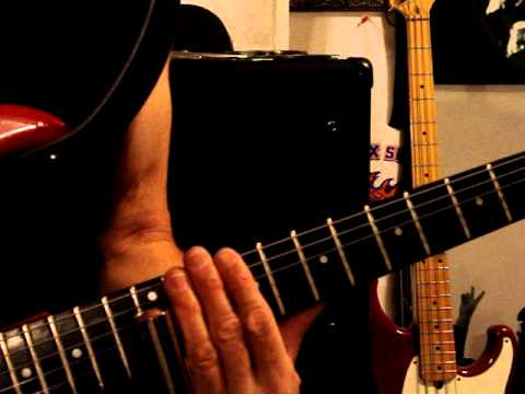 How to Play Big Empty-STP (Slide Lesson) - YouTube
