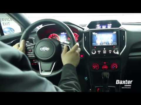 2017 Subaru Impreza Interior Walkaround Video Youtube