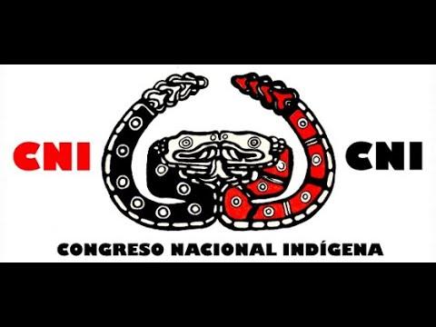 Die Geschichte des CNI - La Historia del Congreso Nacional Indígena