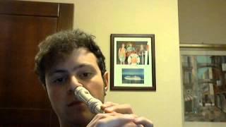 MCR - I Cento Passi (Nose Flute)