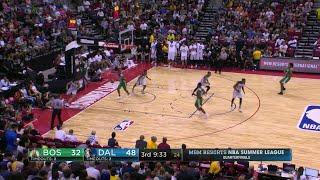 Quarter 3 One Box Video :Mavericks Vs. Celtics, 7/14/2017