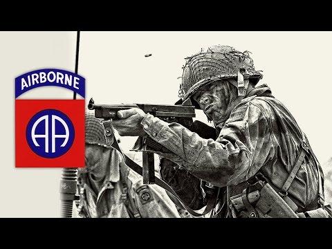 82nd Airborne Division in World War II  - PART 1/2