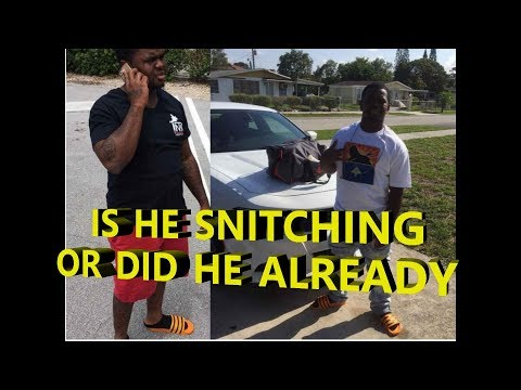Dedrick Williams Say He Don't Wanna Be Labeled As A Snitch. But He's Going To..