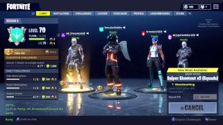 Fortnite with my squad  stream