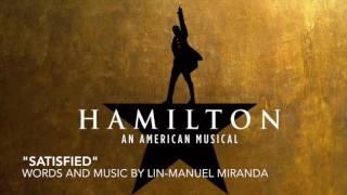 Hamilton | Satisfied [Instrumental/Karaoke]