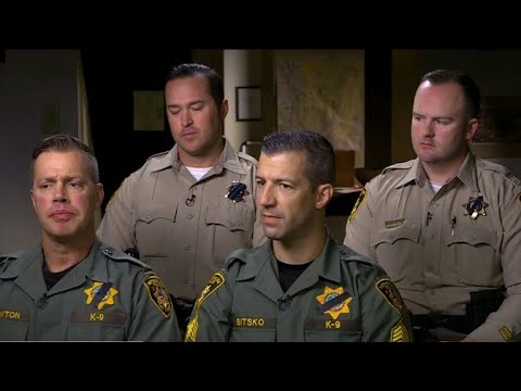 "Officers describe ""armory"" found in Las Vegas gunman's hotel room"