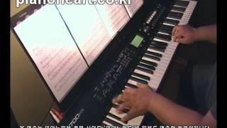 2NE1 - I love you piano cover RD-700NX