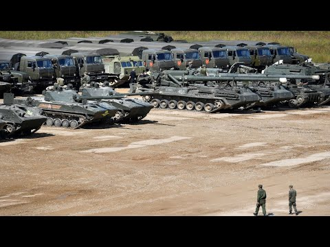 D monstration de force de l 39 arm e russe aux portes de l 39 ue for Les portes logiques de base