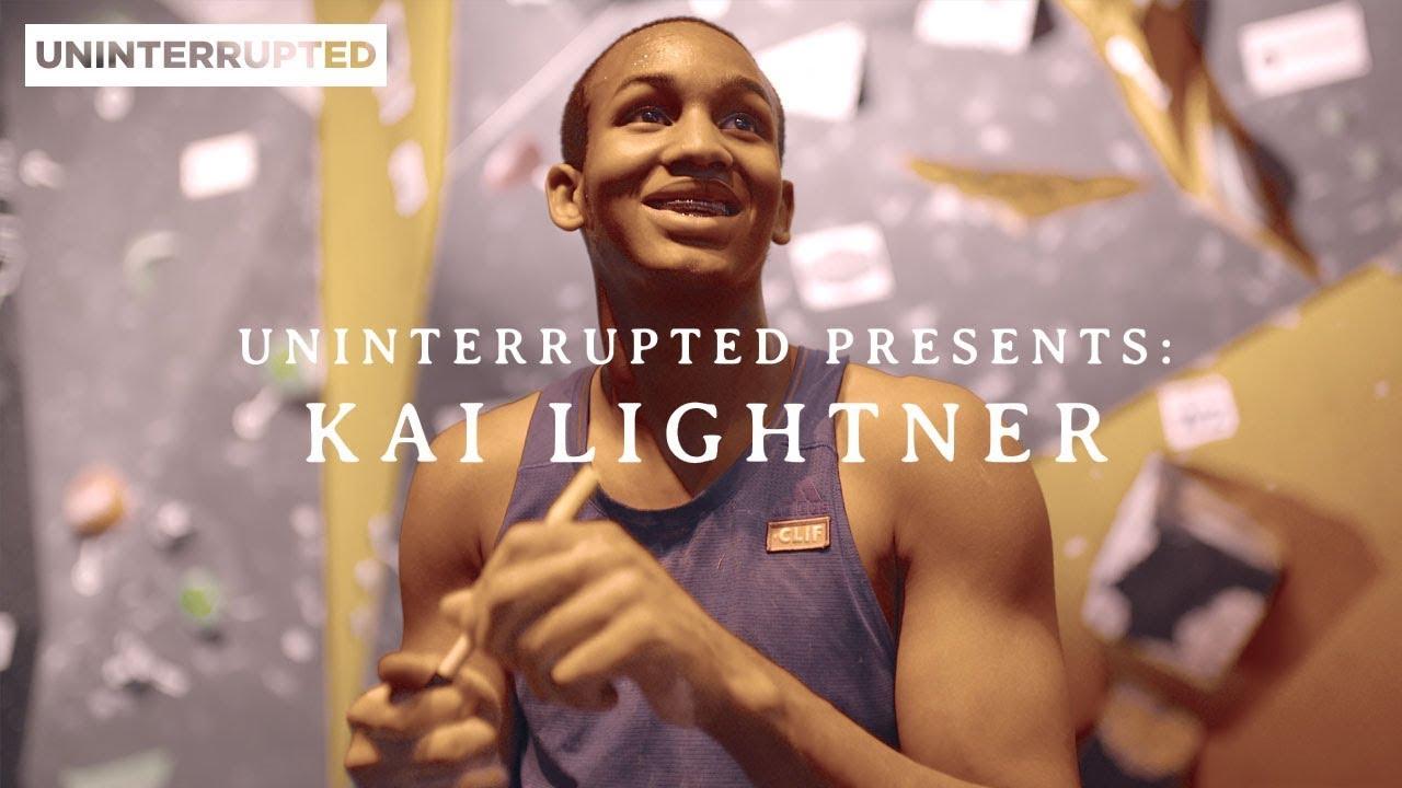 Aika 黒人 アメリカの黒人クライマー、カイ・ライトナーのショート