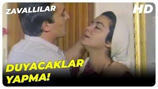 Zelihanın Kahvede Dedikodusu Çıktı  Zavallılar Küçük Emrah Türk Filmi