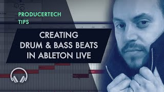 Creating Drum and Bass Beats in Ableton Live - Online Course by DJ Fracture