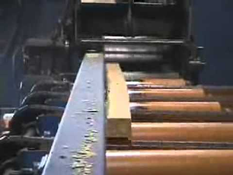 ASM Curve Saw Line Bar Closeup View
