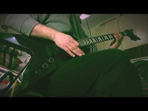 Testing my Dean ML Modifier w Bill Lawrence L500XL - Original Song From New Album 2k18