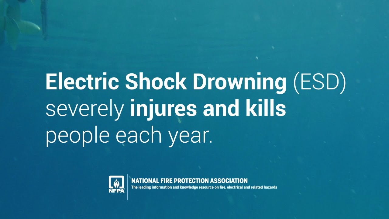 Electric Shock Drowning Prevention Association - Home