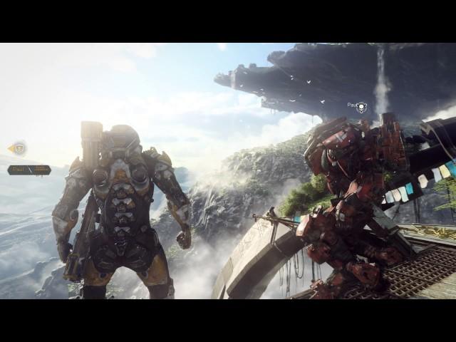 Anthem - Présentation de gameplay E3 2017
