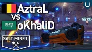 Main Event Round 2 | AztraL vs oKhaliD | Salt Mine 2 EU