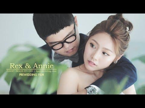 Rex+Annie 婚紗側錄MV