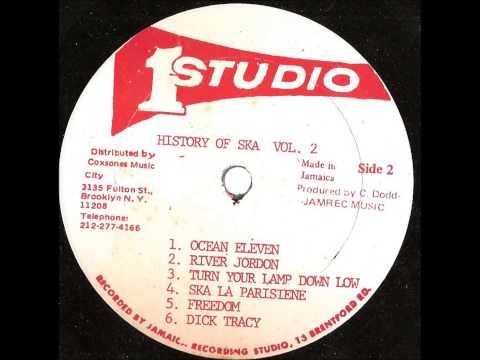 HISTORY OF SKA VOL 2 various artists full album studio 1 records