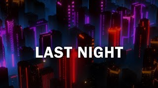 """LAST NIGHT"" Hard Trap Beat 2019 