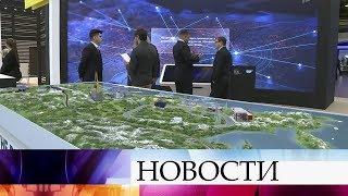 Особое внимание на форуме приковано к обсуждению экономики России.