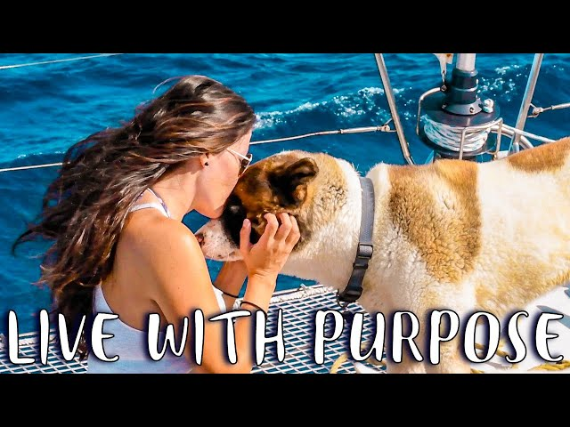 SLOW LIVING LIFESTYLE | Living An Intentional Life At Sea
