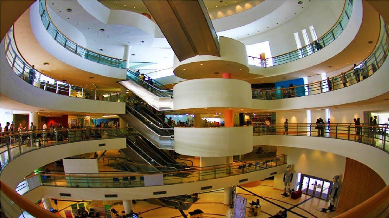 Bangkok Art and Culture Centre – BACC – Thailand