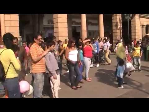 Leon, Guanajuato, Mexico-Plaza Principal