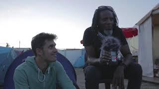 Interview Ginko Biloka - Fête de l'Huma 2018