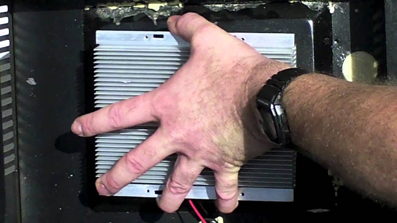 medium resolution of edgestar thermoelectric wine cooler replacing the cooling node youtube