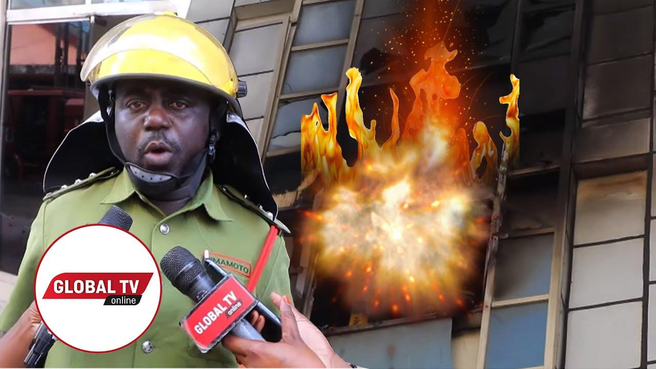 Download MOTO Mwingine KARIAKOO: HOTELI YAWAKA MCHANA HUU, KAMANDA wa ZIMAMOTO AELEZA ILIVYOKUA...
