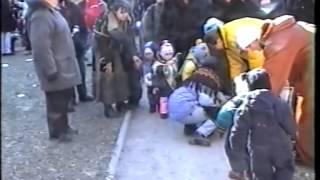 Масленица в Рождестве 2002