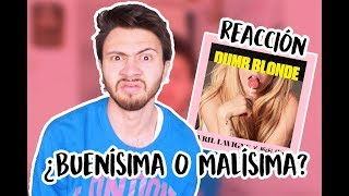 Baixar REACCIÓN A DUMB BLONDE - AVRIL LAVIGNE ft. NICKI MINAJ | Niculos M