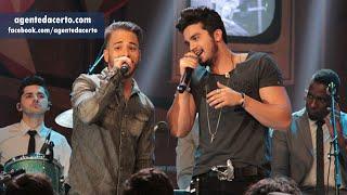 Luan Santana e Junior Lima - Olha o que o amor me faz áudio