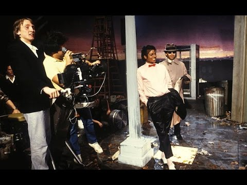Behind the scenes of Billie Jean