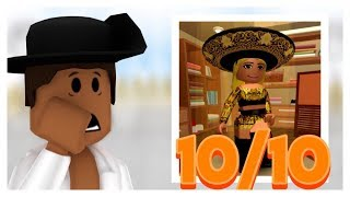 RATING MY FOLLOWERS ROBLOX OUTFITS